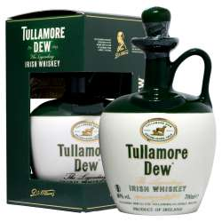 IRISH WHISKEY TULLAMORE DEW