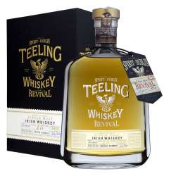 IRISH WHISKEY TEELING 15 Y.O. REVIVAL
